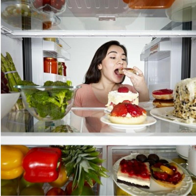 Ansiedad y Alimentación