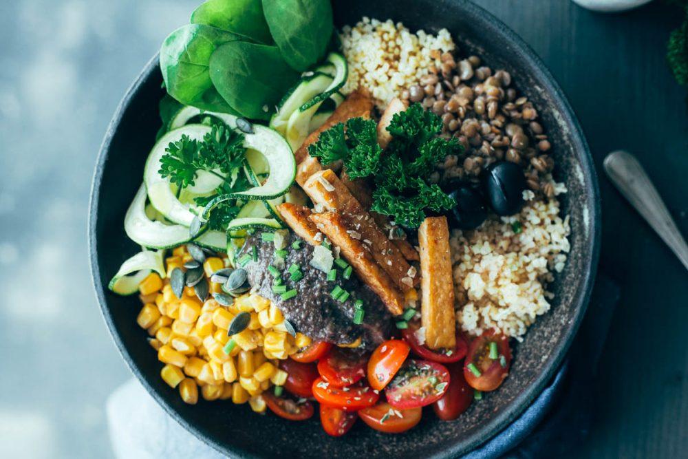 Buddha Bowls: dieta sana y equilbrada